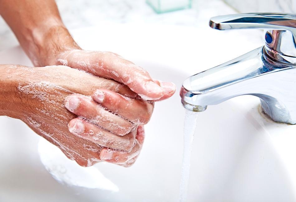 Соблюдение гигиены одно из обязательных условий выздоровления