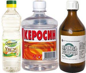 Народные средства широко применяются при лечении от вшей