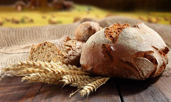 Прием хлеба с дегтем