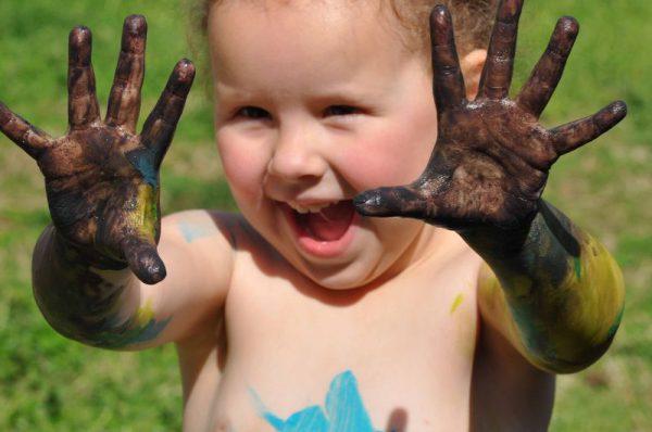 Грязные руки могут стать причиной кишечных инфекций