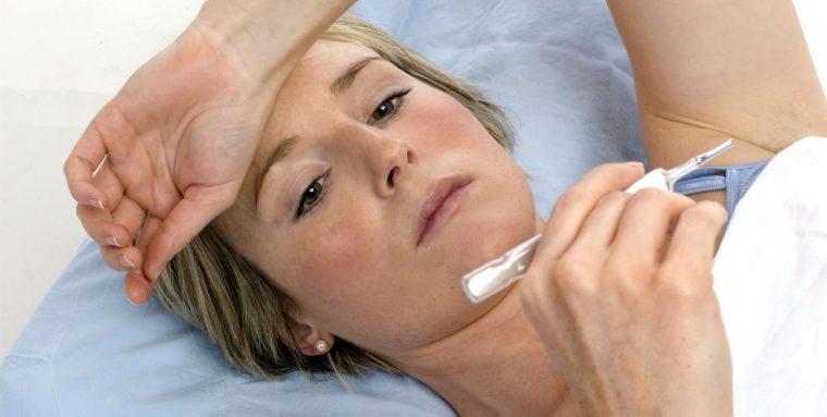 Типичные симптомы заболевания