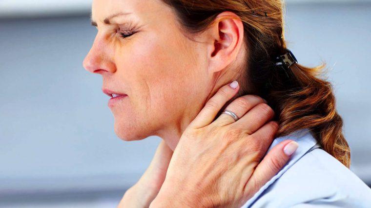 Ощущение мышечных болей - один из симптомов заражения