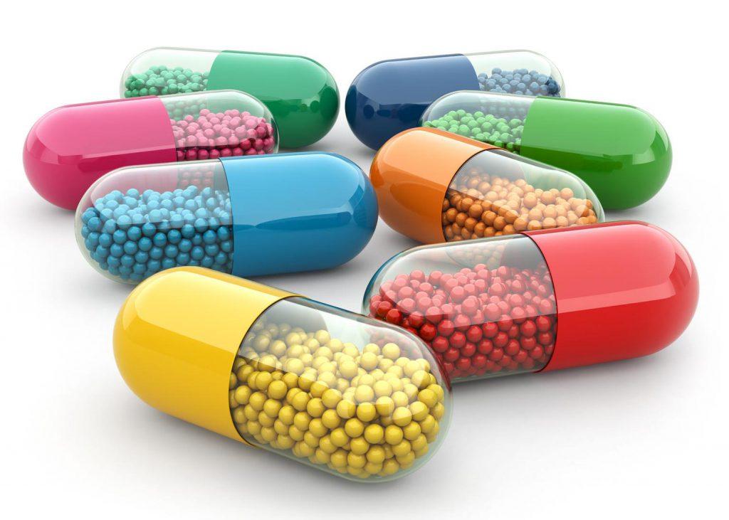 Дополнительно принимаем витамины