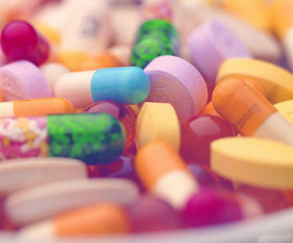 Продолжаем лечение путем применения таблеток
