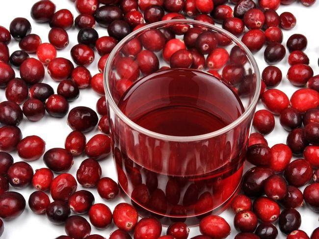 Противопаразитарными свойствами обладают брусничный сок