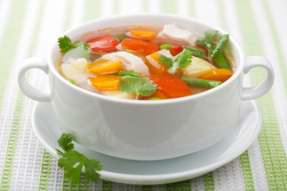 При сальмонеллезе необходимо употреблять диетические продукты