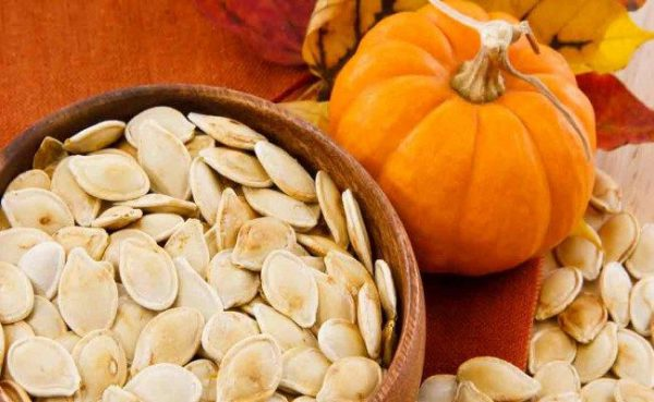 Полезные рецепты из тыквенных семечек от глистов