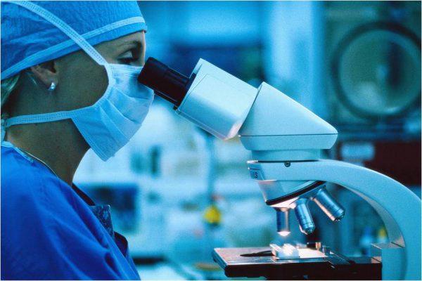 Микроскопия - это один из методов диагностики сифилиса