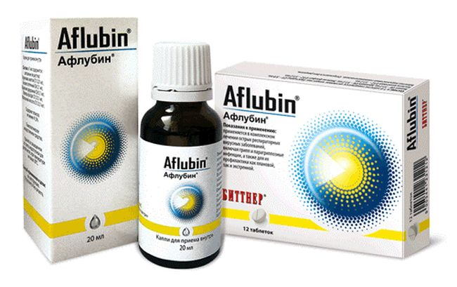 Афлубн имеет явно выраженный противовирусный эффект, стимулирует синтез интерферона и повышает иммунитет