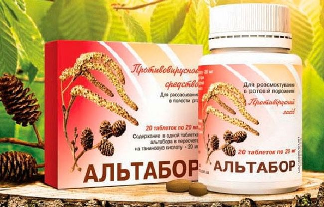 Альтабор (таблетки) - эффективный противовирусный препарат, использующийся в комплексном лечении гриппа, везикулярного стоматита и герпеса