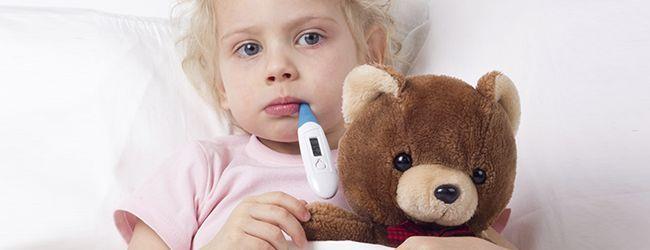 Грипп у детей необходимо начинать лечить на самых ранних стадиях