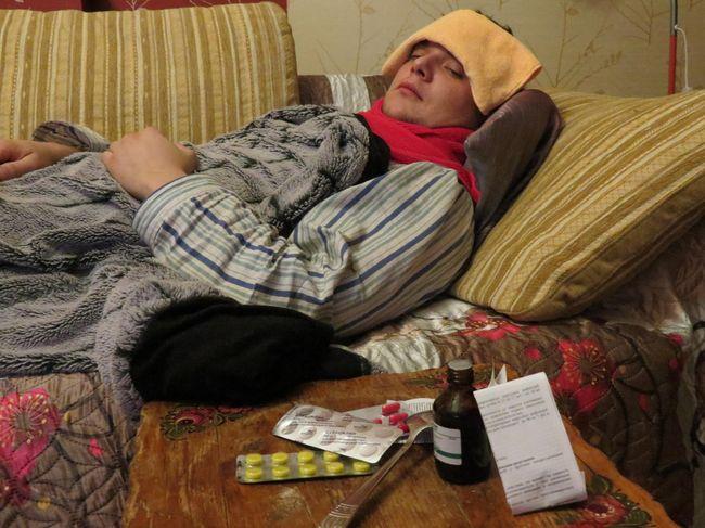 Симптоматика птичьего гриппа напоминает обычный сезонный грипп