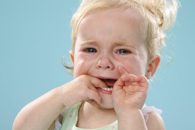 Симптоматика синусита у ребенка зависит от его возраста