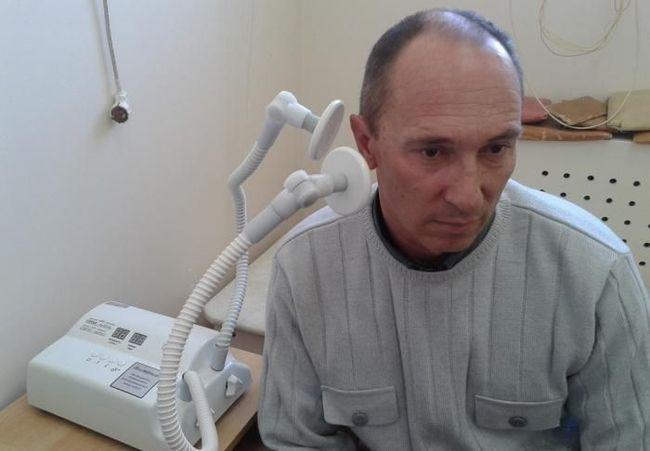 Один из методов лечения паротита - процедуры УВЧ и КУФ