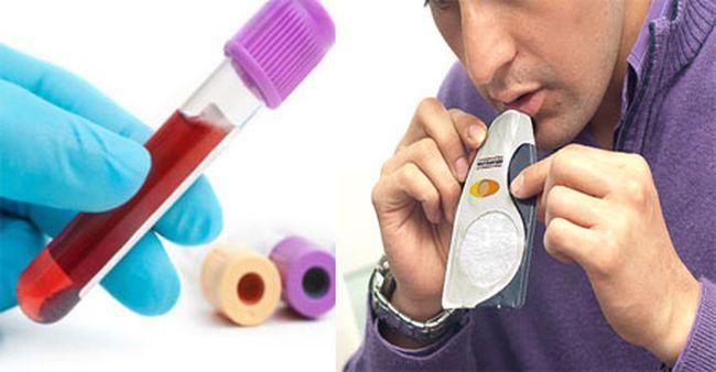 Дыхательный уреазный тест