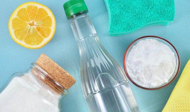 Уксус и лимонная кислота - простой способ избавиться от плесени в доме
