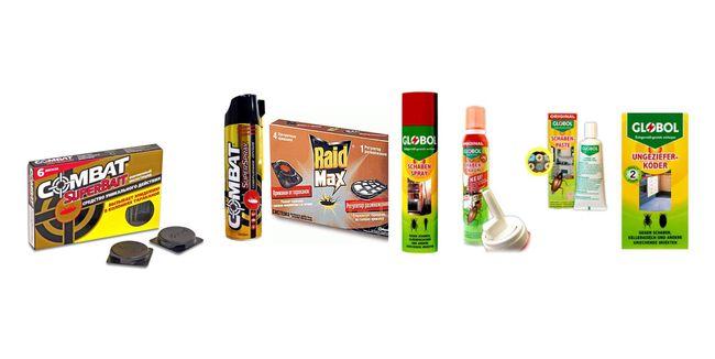 Каждое средство помогает в различных ситуациях, в зависимости от количества тараканов, их типа и места появления