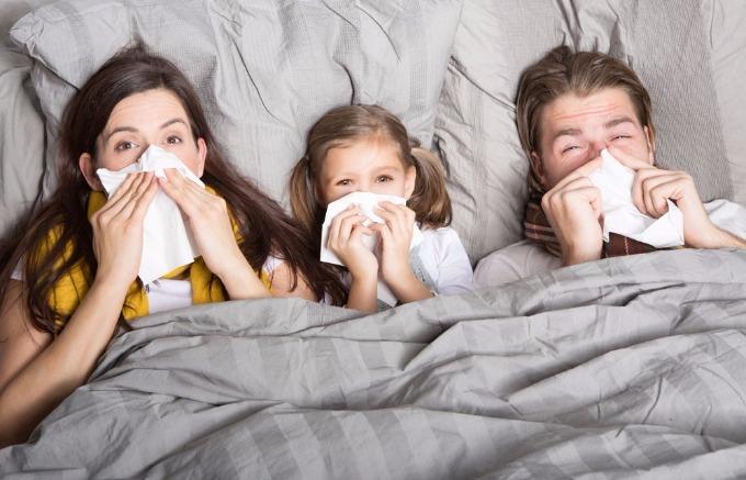 Чтобы защитить себя и свою семью от напасти, достаточно вовремя вакцинироваться