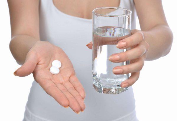 Прием таблеток при первых симптомах заболевания способствует быстрому лечению и выздоровлению