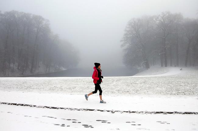 Занятия спортом укрепляют иммунитет