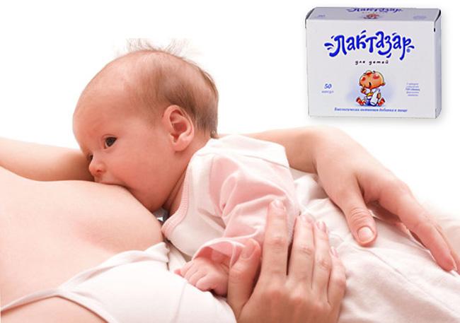 Если ребенок на грудном вскармливании, в период восстановления в рацион необходимо добавить препараты лактазы
