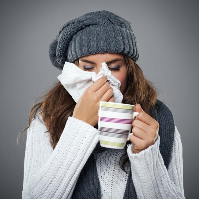 Фервекс - не оказывает влияния на причину заболевания, он снимает неприятные симптомы