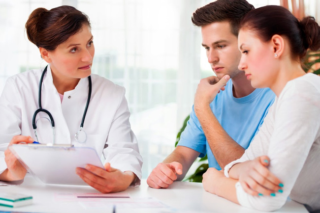 Курс лечения одновременно проходят оба половых партнера, половые контакты, на время курса, рекомендуется прекратить
