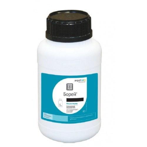 Действующие вещества инсектицида Борей работают по-разному, поэтому их комбинация в одной препаративной форме приводит к высокой эффективности