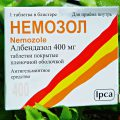for use Nemozola instruction for children and adults. The price of the drug, reviews and analogues