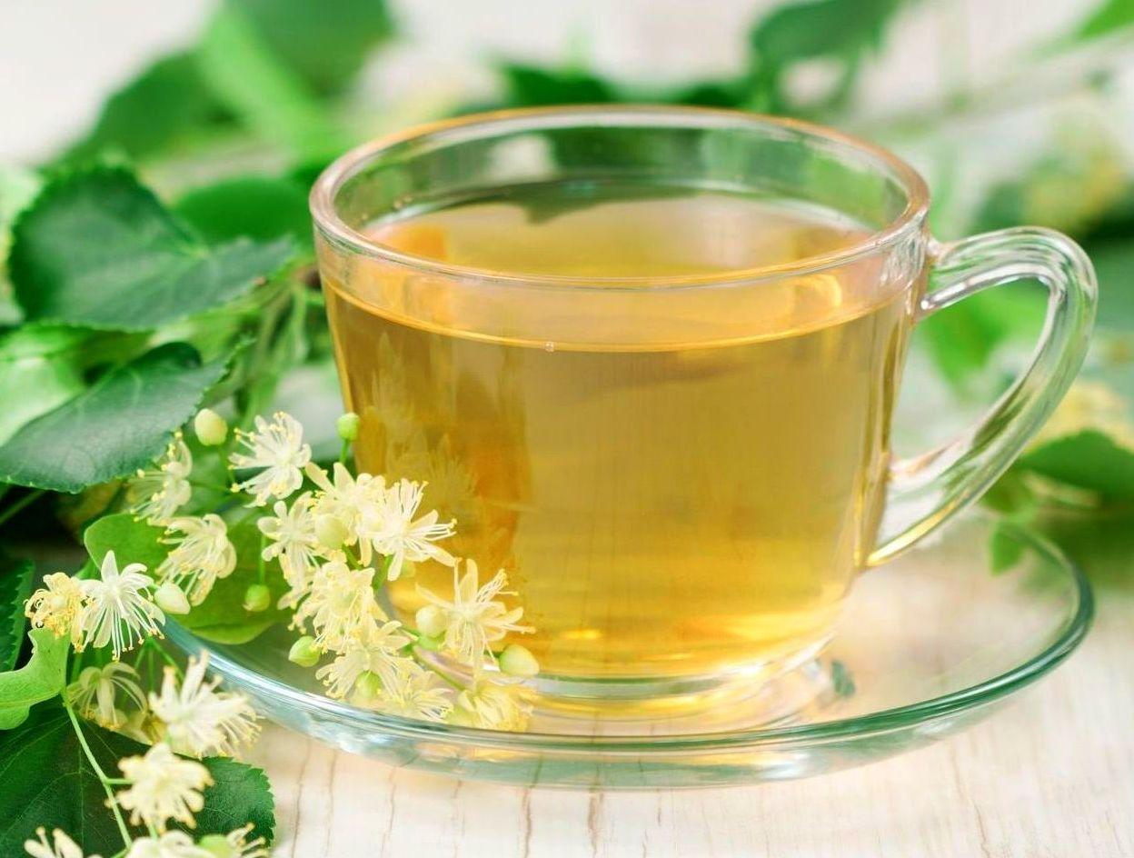Липовый чай - эффективное народное средство для снижения температуры